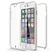 cheap -360-Degree All-Inclusive Split TPU Soft Shell for iPhone 6/6s/6plus/6splus