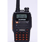 cheap -BAOFENG UV-5R UP Walkie Talkie Handheld Digital Voice Prompt Dual Band Dual Display Dual Standby CTCSS/CDCSS LCD Display FM Radio