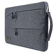 abordables -Mangas para Funda Protectora Fundas con Correa Color sólido Textil MacBook Pro 15 Pulgadas MacBook Air 13 Pulgadas MacBook Pro 13