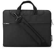 POFOKO® 13.3 Inch Waterproof Oxford Fabric Laptop Sleeve Green/Black/Gray/Pink