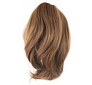 Недорогие -Естественные волны Конские хвостики синтетика Волосы Наращивание волос Бежевый