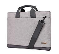 Недорогие -fopati® 15inch кейс для ноутбука / мешок / рукав для LENOVO / Mac / Samsung фиолетовый / черный / серый / розовый