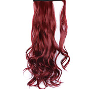 Недорогие -Конские хвостики Высокое качество Волосы Наращивание волос Классика Повседневные