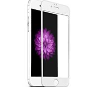 Недорогие -Защитная плёнка для экрана Apple для iPhone 6s Plus iPhone 6 Plus Закаленное стекло 1 ед. Ультратонкий Взрывозащищенный Уровень защиты 9H
