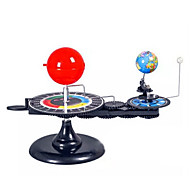 cheap -Set of Three Globes Student Planetarium Educational Toy Toy Sphere Machine Professional Level Plastic Gift 1pcs