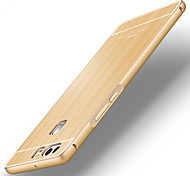 cheap -Case For Huawei P9 Huawei Mate S Huawei G7 Huawei P8 Huawei Huawei P8 Lite Huawei Mate 8 P9 Huawei Case Ultra-thin Back Cover Solid Color