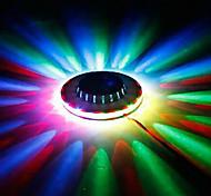 1шт освещение водить KTV мини летающей тарелки лазера свет ночи