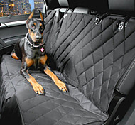 cheap -Dog Car Seat Cover Pet Carrier Waterproof Portable Black