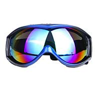 Недорогие -мужские и женские профессиональные однослойная анти противотуманные линзы лыжные очки