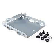cheap -Hard Disk Drive HDD Mounting Bracket Stand Kit Replacement for 4 PS4 Console System with Screws