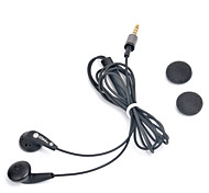 USURE HL03 In-Ear Earbuds Earphones  Stereo Sound  with Mic for MP3 / MP4 / Smartphone