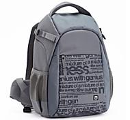 Недорогие -Черный / Серый / Синий-Сумки-Рюкзак-Водонепроницаемый / Защита от пыли-SLR- дляCanon / Nikon / Olympus / Sony / Samsung / Pentax / Ricoh