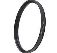 EMOBLITZ 55mm UV ultravioleta filtro protector de lente negro