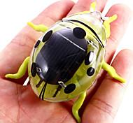питанием от солнечных батарей жука новизны вибрирует игрушка учебное пособие для детей