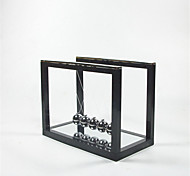 cheap -The new table with mirror balls Newton's Cradle gifts Decoration