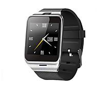 """gv18 1.54 """"носимых GSM смартфон часы ж / NFC камеры / дистанционного управления"""