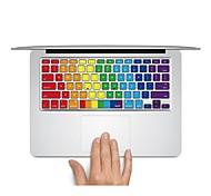 Недорогие -1 ед. Наклейки для Защита от царапин Один цвет Матовое стекло Ультратонкий PVC MacBook Pro 15'' with Retina MacBook Pro 15 '' MacBook Pro