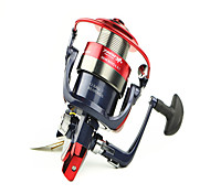 Mulinelli per spinning 5.2/1 12 Cuscinetti a sfera Intercambiabile Pesca a mulinello / Pesca dilettantistica-MF6000 Yumoshi