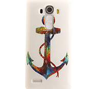 cheap -Anchor Painting Pattern TPU Soft Case for LG G4/G4Mini/G4C/G3Mini/G3