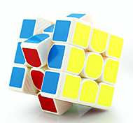 Недорогие -Кубик рубик 3*3*3 Спидкуб Кубики-головоломки головоломка Куб профессиональный уровень Скорость ABS Новый год День детей Подарок