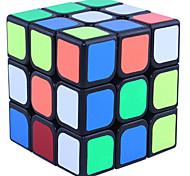 Недорогие -Кубик рубик YONG JUN 3*3*3 Спидкуб Кубики-головоломки головоломка Куб профессиональный уровень Скорость Инструкция пользователя входит в