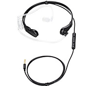 cheap -35-0 In Ear / Neck Band Wired Headphones Plastic Mobile Phone Earphone with Microphone Headset