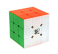 Rubik's Cube Zhanchi 5 55mm Smooth Speed Cube 3*3*3 Speed Professional Level Magic Cube ABS Square New Year Christmas Children's Day Gift