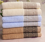 Fresh Style Wash Cloth,Jacquard Superior Quality 100% Cotton Towel