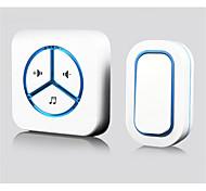 Водонепроницаемый Регулируемый звук Беспроводной Дверные звонки и системы оповещения