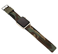Watch Band for Apple Watch 3 38mm 42mm PU Leather Classic Buckle Replacement Bracelet