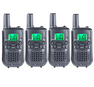 cheap -T899462C2P Walkie Talkie Handheld Low Battery Warning VOX Encryption CTCSS/CDCSS Backlight LCD Display Scan Monitoring 3KM-5KM 3KM-5KM 22