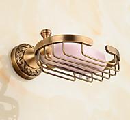 abordables -Savon Vaisselle et supports Antique Laiton 1 pièce - Bain d'hôtel