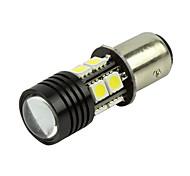Недорогие -2x чистый белый 1157 BAY15D высокой мощности приложения для 7w хвост тормоза стоп-сигнал