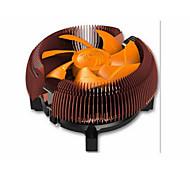 Недорогие -вентиляторы охлаждения центрального процессора для ноутбука поддержки Intel LGA1155 / 1156/775 (i3 i5)