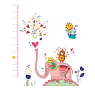 Elephone Decals Nursery Children's Room Water Wall Stickers Cartoon Animals Wall Stickers for Kids
