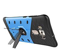 Недорогие -Кейс на заднюю панель Ударопрочный / с подставкой броня PC жесткий Для крышки случая Huawei Huawei P8 Lite / Huawei Honor 5C