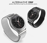 cheap -Watch Band for Gear S2 Classic Samsung Galaxy Milanese Loop Stainless Steel Wrist Strap