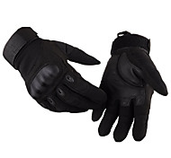 The Black Hawk Tactical All Gloves Anti Slip Wearable Motorcycle Outdoor Military Fan Gloves