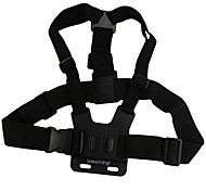 cheap -Chest Harness Adjustable For Action Camera Gopro 5/4/3/3+/2/1 SJ4000 Universal Aluminium Alloy
