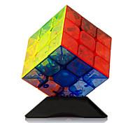 Недорогие -Кубик рубик 3*3*3 Спидкуб Кубики-головоломки головоломка Куб профессиональный уровень Скорость ABS Квадратный Новый год День детей Подарок