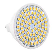 preiswerte -YWXLIGHT® 7W 600-700lm GU5.3(MR16) LED Spot Lampen MR16 72 LED-Perlen SMD 2835 Dekorativ Warmes Weiß Kühles Weiß 9-30V