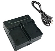 50B Digital Camera Battery Dual Charger for Olympus Li-50B Li-90B XZ1 SP720 SP810 SZ14 SZ20 SZ31 TG-1 2 3 4 SH-1 2