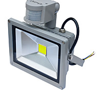 Jiawen Waterproof 20W 1800LM  PIR Motion Sensor LED Flood Light Induction Lamp (AC85-265V)