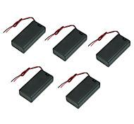 SENDAWEIYE AA battery случаи батареи 2PCS 4.5V