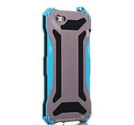 Недорогие -Кейс для Назначение Apple iPhone 6 iPhone 6 Plus Защита от влаги Защита от пыли Защита от удара Кейс на заднюю панель броня Твердый Металл