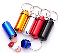 Key Chain Toys Key Chain Multifunction Cylindrical Metal Aluminium High Quality Pieces Christmas Birthday Children's Day Gift