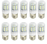 2W E26/E27 LED Corn Lights T 27 SMD 5730 150-200 lm Warm White Cold White K Decorative AC 85-265 9-30 V