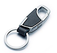 cheap -ZIQIAO Metal Car Standard Key Ring Key Chain Gift Noble for Car Styling