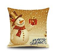 cheap -1PC Household Articles Back Cushion Novelty Originality Christmas Fashionable Single Pillow Case
