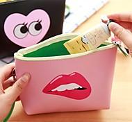 Недорогие -Современная мода современная девушка творческая хранения сумка для хранения одежды (случайные цвета)